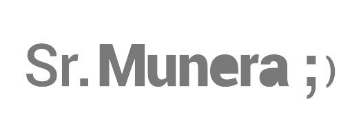 Sr. Munera